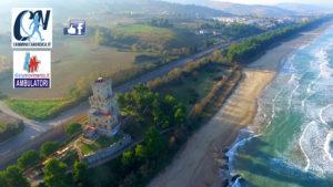 Uscita in nordic walking: area marina Torre del Cerrano @ Riserva del Cerrano, Silvi Marina   Silvi   Abruzzo   Italia