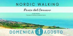 Nordic walking - Fuori porta Parco del Cerrano @ Stabilimento Sinuè   Silvi   Abruzzo   Italia