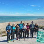 fuori porta Nordic Walking Abruzzo fossacesia