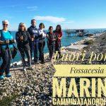 fuori porta in Nordic Walking Abruzzo trabocchi