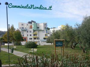mattina a Pescara - nordic walking sabato @ Parco Mimmo Morelli dietro il complesso Le Naiadi   Silvi   Abruzzo   Italia