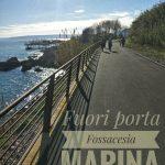 fuori Porta Nordic Walking Abruzzo ciclopedonale ciclo-pedonale ciclo pedonale adriatica