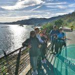 fuori porta Nordic Walking Abruzzo ciclopedonale fossacesia trabocchi gruppo