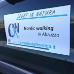 macchina vettura nordic walking abruzzo francesco di donato CamminataNordica Camminata Nordica